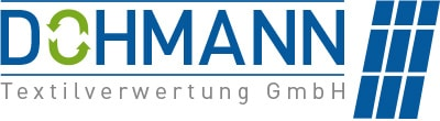 DTV Textilverwertung GmbH – Dortmund & Warschau Mobile Retina Logo